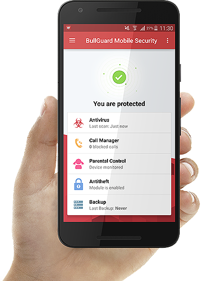 Free BullGuard Mobile Security