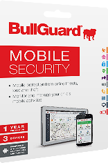 Kostenloses BullGuard Mobile Security