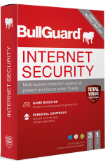 BullGuard Internet Security <span> 2021 Edition</span>