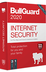 BullGuard Internet Security <span>2020 Edition</span>