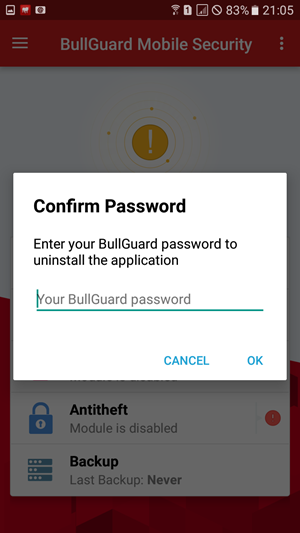 UninstallPassword