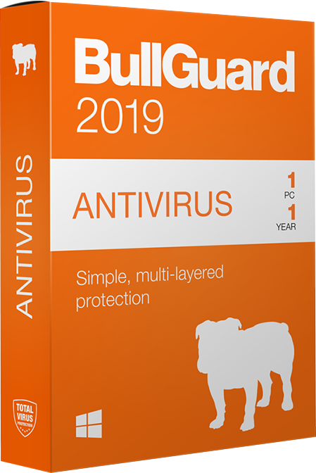 BullGuard- Best Cyber Security of 2019