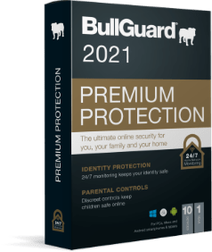 BullGuard 2-Year Premium Protection Plan (10 Devices)