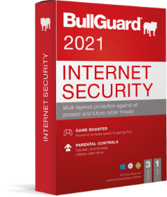 BullGuard 3-Year Internet Security (3-Devices)