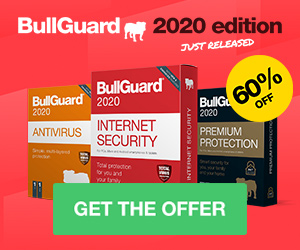 Bullguard Back2School - 60% OFF