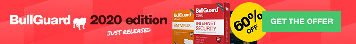 Bullguard Internet Security 12, with PC TuneUp