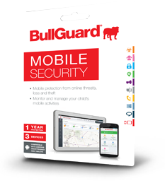 Bullguard UK BullGuard Mobile Security for Android