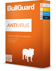 Anti-Virus BullGuard Antivirus