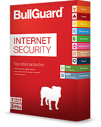 Anti-Virus BullGuard Internet Security