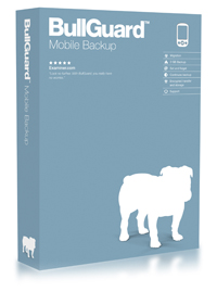 bullguard mobile backup