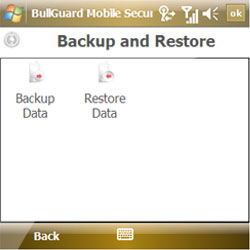 Basic Windows Mobile Backup