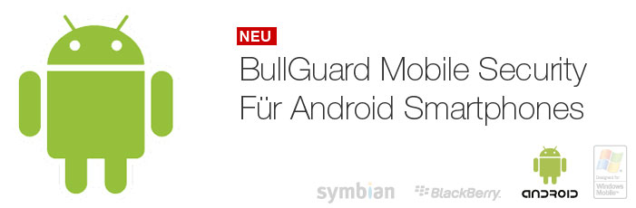 BullGuard Mobile Security für Android