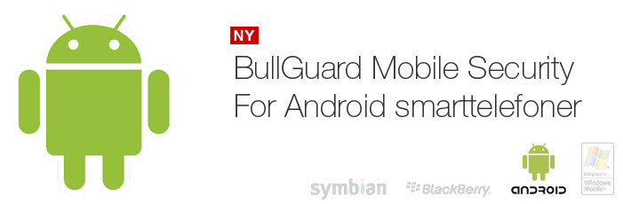 BullGuard Mobile Security til Android