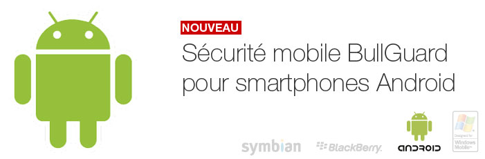 BullGuard Mobile Security pour Android