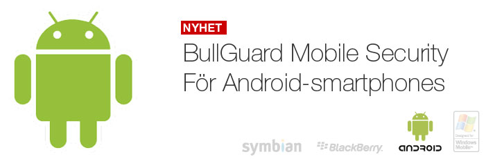 BullGuard Mobile Security för Android