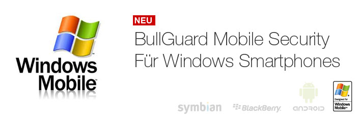 BullGuard Windows Mobile Security