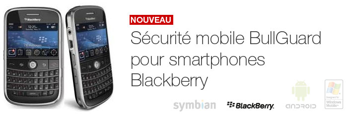 BullGuard BlackBerry Security