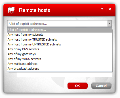 Remote Hosts